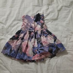 9-12months Formal baby girl dress